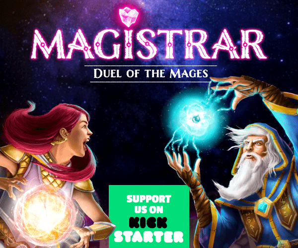 """""""""""MAGISTRAR"""" bald bei Kickstarter!"""""""